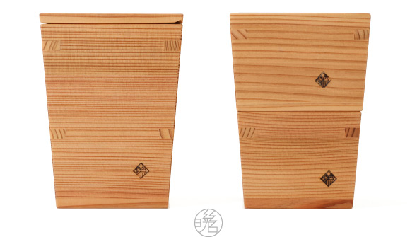 Nikko Cedar Sake Japan -Omoeraku by Miranda Style Co.