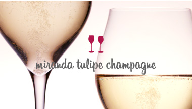 miranda tulipe champagne ミランダ・チューリップシャンパーニュ